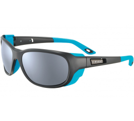 Okulary CEBE Matt Grey Blue  Peak Grey Cat.4 Silver AR