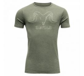 T-shirt SKULL lichen melange