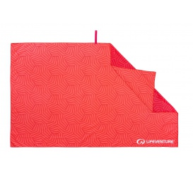 Ręcznik szybkoschnący SOFTFIBRE TREK TOWEL coral