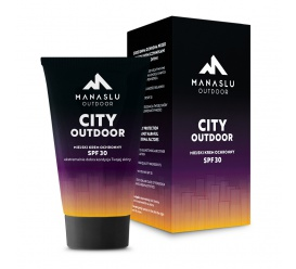KREM MANASLU OUTDOOR City Outdoor SPF 30