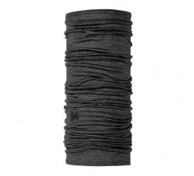 BUFF Chusta Lightweight Wool SOLID GREY