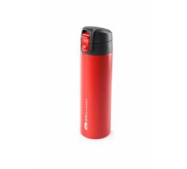 Kubek termiczny GLACIER MICROLITE 500 red