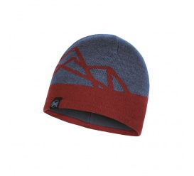 Czapka Buff Knitted & Fleece Hat Yost NAVY