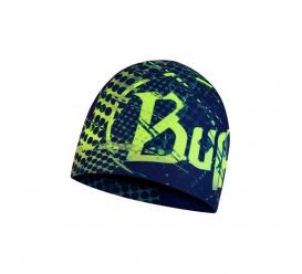 BUFF Czapka EcoStretch HAVOC BLUE
