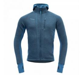 Bluza męska z kapturem TINDEN SPACER blue