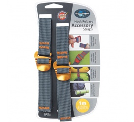 Pasy z hakami Accessory Strap with Hook Buckle 20mm