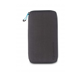 Portfel LIFEVENTURE RFID TRAVEL WALLET grey