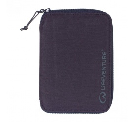 Portfel LIFEVENTURE RFiD MINI TRAVEL WALLET navy
