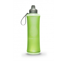 Butelka kompresyjna HYDRAPAK Crush Bottle 750ml sequoia green