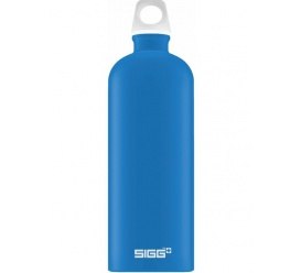 Butelka SIGG lucid electric blue touch 1,0 L