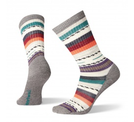 Skarpety SMARTWOOL W'S Hike Light Margarita Crew grey