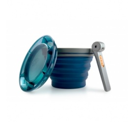 Kubek COLLAPSIBLE FAIRSHARE MUG blue