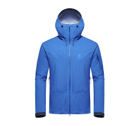Kurtka HARIANA BLACKYAK Gore-Tex snorkel blue