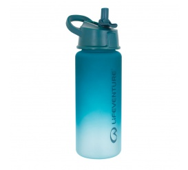 Butelka na wodę LIFEVENTURE Flip-Top Water Bottles 750ml teal