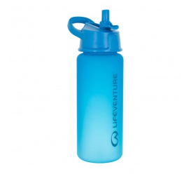 Butelka na wodę LIFEVENTURE Flip-Top Water Bottles 750ml blue