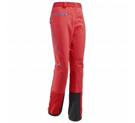 Spodnie damskie MILLET LD TOURING SHIELD PT red
