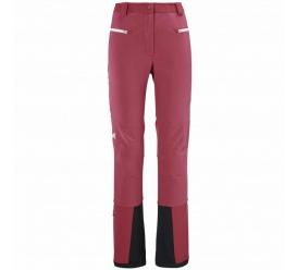 Spodnie damskie MILLET LD TOURING SHIELD PT tibetan red