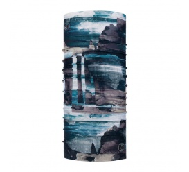 BUFF Chusta Coolnet UV+ Buff HARQ STONE BLUE