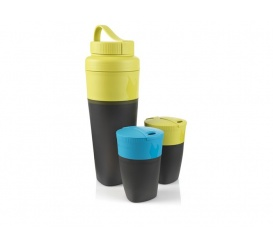 Zestaw Pack-up Drink Kit Lime / Cyan