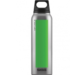 Termos THERMO ACCENT 0.5L green