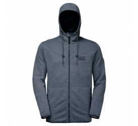 TONGARI HOODED JACKET MEN night blue