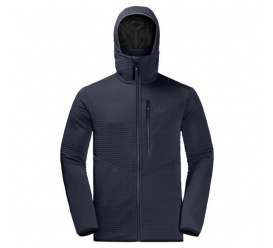 Polar MODESTO HOODED night blue