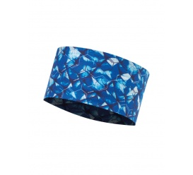 Opaska BUFF UV Headband ADREN CAPE BLUE