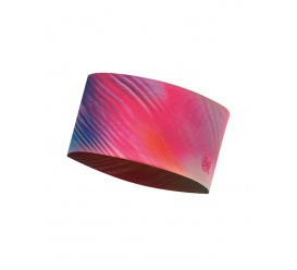 Opaska BUFF UV Headband SHINING PINK