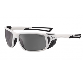 Okulary CEBE Proguide Matt White Black