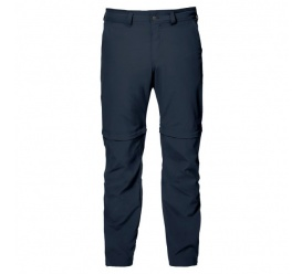 Spodnie / spodenki CANYON ZIP OFF PANTS night blue