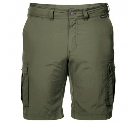 Spodenki CANYON CARGO SHORTS woodland green