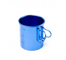 Kubek turystyczny GSI OUTDOORS BUGABOO CUP 415ml blue