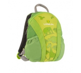 Plecak RUNABOUT TODDLER green