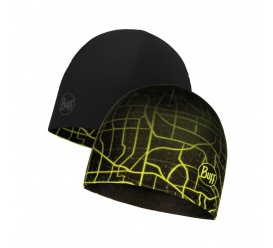 Czapka Buff Microfiber Reversible Hat US R-EXTENT BLACK